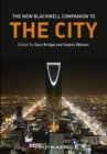 Image for The new Blackwell companion to the city