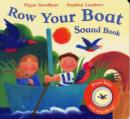 Image for Row your boat sound book