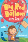 Image for Big red balloon