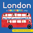 Image for London  : a colourful city