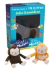 Image for Night Monkey Day Monkey Books & Plush Set