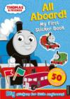 Image for Thomas the Tank Engine All Aboard! My First Sticker Book