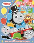 Image for Thomas The Tank Engine  Funny Faces Sticker Book : `