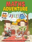 Image for Maths adventure  : solve fun puzzles on an amazing camping trip