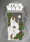 Image for Star Wars Art Therapy Colouring Book