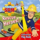 Image for Rescue heroes!  : a lift-and-look flap book