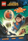 Image for LEGO (R) DC Comics Super Heroes: The Otherworldy League! (Activity Book with Superman Minifigure)