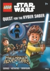 Image for Lego (R) Star Wars: Quest for the Kyber Saber (Activity Book with Minifigure)