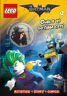 Image for THE LEGO (R) BATMAN MOVIE: Chaos in Gotham City (Activity book with exclusive Batman minifigure)