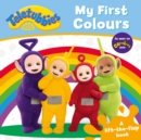 Image for My first colours  : a lift-the-flap book