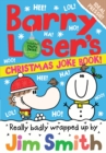 Image for Barry Loser's Christmas joke book