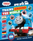 Image for Thomas & Friends: Trains Around the World Sticker Activity Book