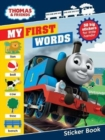 Image for Thomas & Friends: My First Words Sticker Book