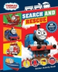 Image for Thomas & Friends: Search and Rescue Sticker Activity Book