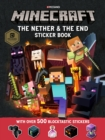 Image for Minecraft The Nether and the End Sticker Book