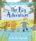 Image for The big adventure  : a lift-the-flap book