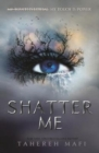 Image for Shatter me
