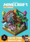 Image for Minecraft let's build! theme park adventure
