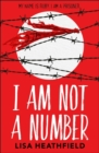 Image for I am not a number