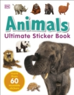 Image for Animals Ultimate Sticker Book