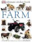 Image for Farm Ultimate Sticker Book