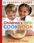 Image for Children's first cookbook