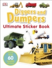 Image for Diggers & Dumpers Ultimate Sticker Book