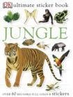 Image for Jungle Ultimate Sticker Book