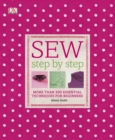 Image for Sew step by step