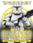 Image for Battles for the galaxy