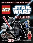 Image for LEGO (R) Star Wars Villains Ultimate Sticker Book