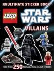 Image for LEGO (R) Star Wars Villains Ultimate Sticker Book