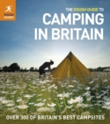 Image for The rough guide to camping in Britain