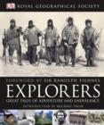 Image for Explorers  : great tales of adventure and endurance