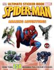 Image for Spider-Man Ultimate Sticker Book Amazing Adventures