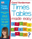 Image for Carol Vorderman's times tables made easy