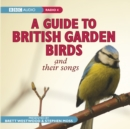 Image for A guide to British garden birds