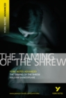 Image for The taming of the shrew, William Shakespeare  : notes
