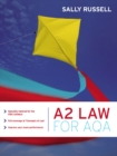 Image for A2 law for AQA