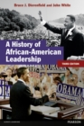 Image for A history of African-American leadership
