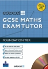 Image for Edexcel GCSE Maths Exam Tutor: Foundation (Workbook and CD-ROM)