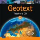 Image for Geotext : Pt. 1 : Teacher 's Cd-rom