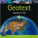 Image for Geotext 2 : Pt. 2 : Teacher's Cd-rom