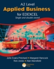 Image for A2 level applied business for edexcel  : single and double award