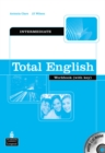 Image for Total English Intermediate Workbook with Key and CD-Rom Pack