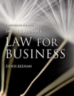 Image for Smith & Keenan's law for business