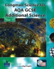 Image for Longman science for AQA GCSE Science: Students' book