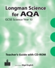 Image for AQA GCSE Science : Teachers' Active Pack Book, for AQA GCSE Science A