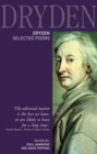 Image for Dryden  : selected poems