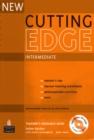Image for New cutting edge: Intermediate Teacher's resource book